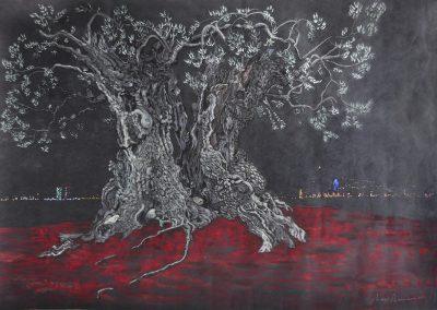 El espíritu de la olivera (M)